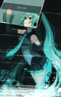 Hatsune Miku The Disappearance of Hatsune Miku So Sad.---- Can someone tell me what is The disappearance of Hatsune Miku? I feel like such a noob