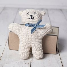 Knit Your Own Bear | GettingPersonal.co.uk