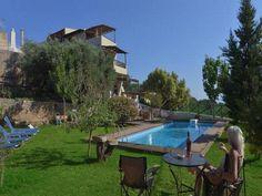 Almond Tree Home No1 and No2 hotels Elounda Lassithi Crete Greece