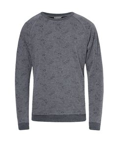 Get a warm and comfy look with ZALORA Textured Pattern Sweater. This grey sweater made from cotton with abstract pattern with round neck, long sleeve, perfect for cold weather, stay in style with this sweater. http://www.zocko.com/z/JJfyC