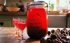 Lotte Duncan's Plum Vodka Recipe by Lotte Duncan