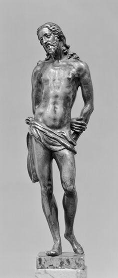 Guglielmo della Porta, Figure of Christ, c. 1570-1579
