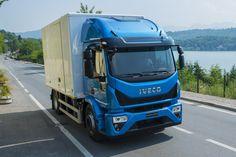 Компания Iveco нынешней осенью выводит на рынок следующее поколение развозного среднетоннажного грузовика Eurocargo.
