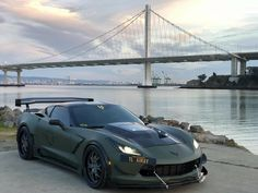 Corvette.. Check out Facebook and Instagram: @metalroadstudio  Very cool!