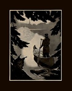The Beaver Hunter : Arthur Heming : Circa 1923 : Giclee P... https://www.amazon.com/dp/B01IWHE1ZW/ref=cm_sw_r_pi_dp_HePKxbJJW9VH9
