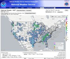 National Weather Service - National Weather Service National Headquarters - http://www.srh.noaa.gov/ridge2/ridgenew2/
