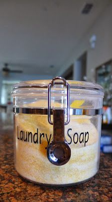 #DIY cheap #laundry detergent only 3 ingredients