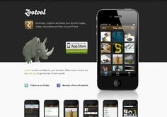 iPhone Application Websites