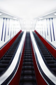 Escalator II, Photographer: Bildwerker Freiburg