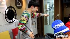 EXO D.O, sexy dance (I love you Kyungsoo but..... we need to work on your definition of sexy)