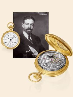 18K gold pocket watch given to Mr. Cornelius Vanderbilt 111, by his father Cornelius Vanderbilt 11. Back cover engraved 'CV'. Given as gift during the Gilded Age in c.1893. Manufactured in c.1892, by Patek Philippe & Co.