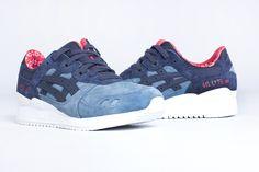 Con su look noventero, la serie GEL-LYTE es el referente en zapatillas de running ligeras. Después de tres generaciones, la GEL-LYTE III ha evolucionado para convertirse en una zapatilla de running atractiva con colores atrevidos.Llévate lo mejor de ambos mundos: un estilo único y rendimiento. Estas favorecedoras zapatillas seguirán el ritmo dinámico de tu estilo de vida. Siente el confort de la amortiguación GEL y la lengüeta bífida característica de esta zapatilla . Las Asics Gel-Lyte III…