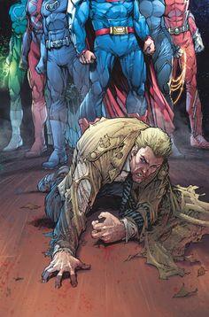 DC Comics' FULL DECEMBER 2013 Solicitations
