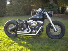 1340 Softail Bobber via jd-kd | Bobber Inspiration - Bobbers and Custom Motorcycles | jd-kd November 2014