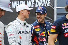 Vettel lidera lista de pilotos e pessoas do mundo da F-1 em apoio ao hepracampeão