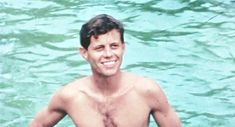 """lancer-lace: """" h0ard3r: """" i guess i must be a heart colded bitch because this nice gif of a young jfk doesnt move a single hormone in me! """" Surrre it didn't, which is why you came back for a second..."""