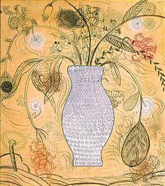 """Fay Jones """"Bouquet"""" 2000"""