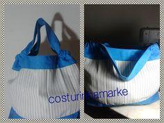 costurinhamarke: bolsa de tecido
