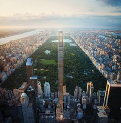 57th Street Tower Ignores the Existence of Taller Neighbors - Damn Right, It's Bigger Than Yours - Curbed NY
