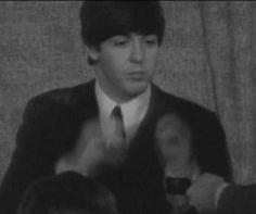 Discover & share this The Beatles GIF with everyone you know. GIPHY is how you search, share, discover, and create GIFs. Paul Mccartney, Liverpool, August Burns Red, Bug Boy, The Quarrymen, Beatles Band, Sir Paul, The Fab Four, Wife And Girlfriend