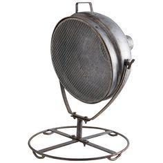 Lampada orientabile in metallo H 60 cm PHARE