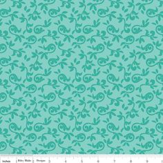 Lila Tueller - Halle Rose - Halle Small Floral in Teal