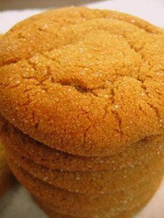 Mennonite Girls Can Cook: Lisa's Ginger Molasses Cookies