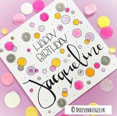 • Happy birthday Jacqueline! • ©️  Vandaag was er weer een jarige bij Freeroad! Jacqueline is 38 geworden. Uiteraard kreeg zij…