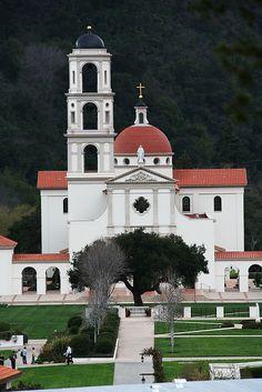 St. Thomas Aquinas College, Santa Paula, California by rarefruitfan