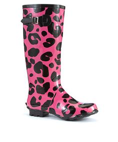 Discover our fabulous range of women's boots at New Look. Choose from stylish ankle boots to lace up platforms and knee high styles. Pink Cow, Shoe Gallery, My Beautiful Daughter, Cow Print, Sweet Girls, Teen Fashion, Rubber Rain Boots, New Look, Latest Trends
