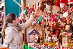 Traditional Christmas Market - Download From Over 48 Million High Quality Stock Photos, Images, Vectors. Sign up for FREE today. Image: 45642817