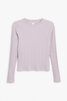 Monki | View all new | Long sleeve top
