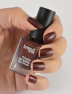 trend it up touch of satin nail polish Nr. 050