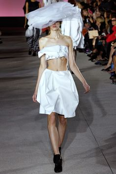 John Galliano Spring 2013 RTW - Review - Vogue