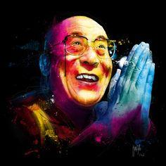 Dalai Lama  Patrice Murciano