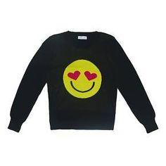 Girls' Pullover Sweaters Franki & Jack - Black XS (4-5)   @giftryapp