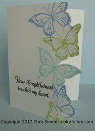 Cut out Beautiful Butterflies