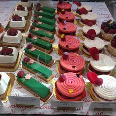 French Pastries in LA