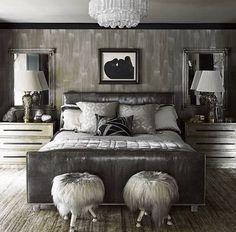 #greyhomedecor #bedroom #luxurymattress