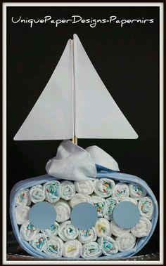 Sailboat Pamper design