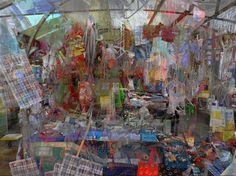 """Saatchi Online Artist Stjepan Mimica; Photography, """"open market 8"""" #art"""