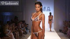 Minimale Animale Swimwear Summer 2014 Show | Miami Swim Fashion Week | F...