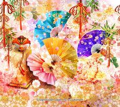 Flower Backgrounds, Mantra, Sailor Moon, Oriental, Fan Art, Wallpaper, Flowers, Painting, Beauty