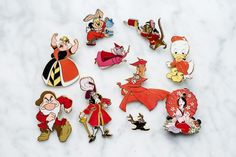 Collections pins Disney