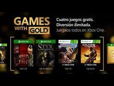 22 Ideas De Xbox One S Juegos Con Gold Y Ofertas Con Gold Xbox One Xbox Juegos