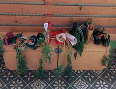 De kinderen bij kinderdagverblijf Kameleon mochten hun schoen zetten!