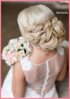Wedding Hairstyles - Hair Styles For A Wedding Day >>> You can get additional details at the image link. #WeddingHairstylesForLongHair
