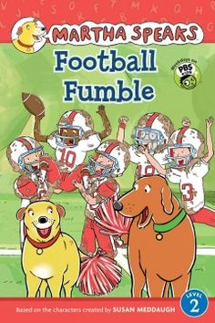 ER BAR. The football team's coach goes missing before the final game! Can Martha save the day before the Wagstaff dogs end up in the doghouse?