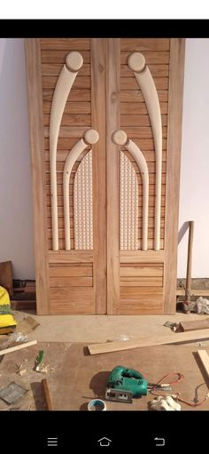 Flush Door Design, Room Door Design, Door Design Interior, Best Door Designs, Wooden Main Door Design, Wardrobe Design Bedroom, Flush Doors, Tv Unit Design, Backyard Garden Design