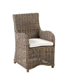 Hampton Wicker Chair    www.perfectpieces.com.au